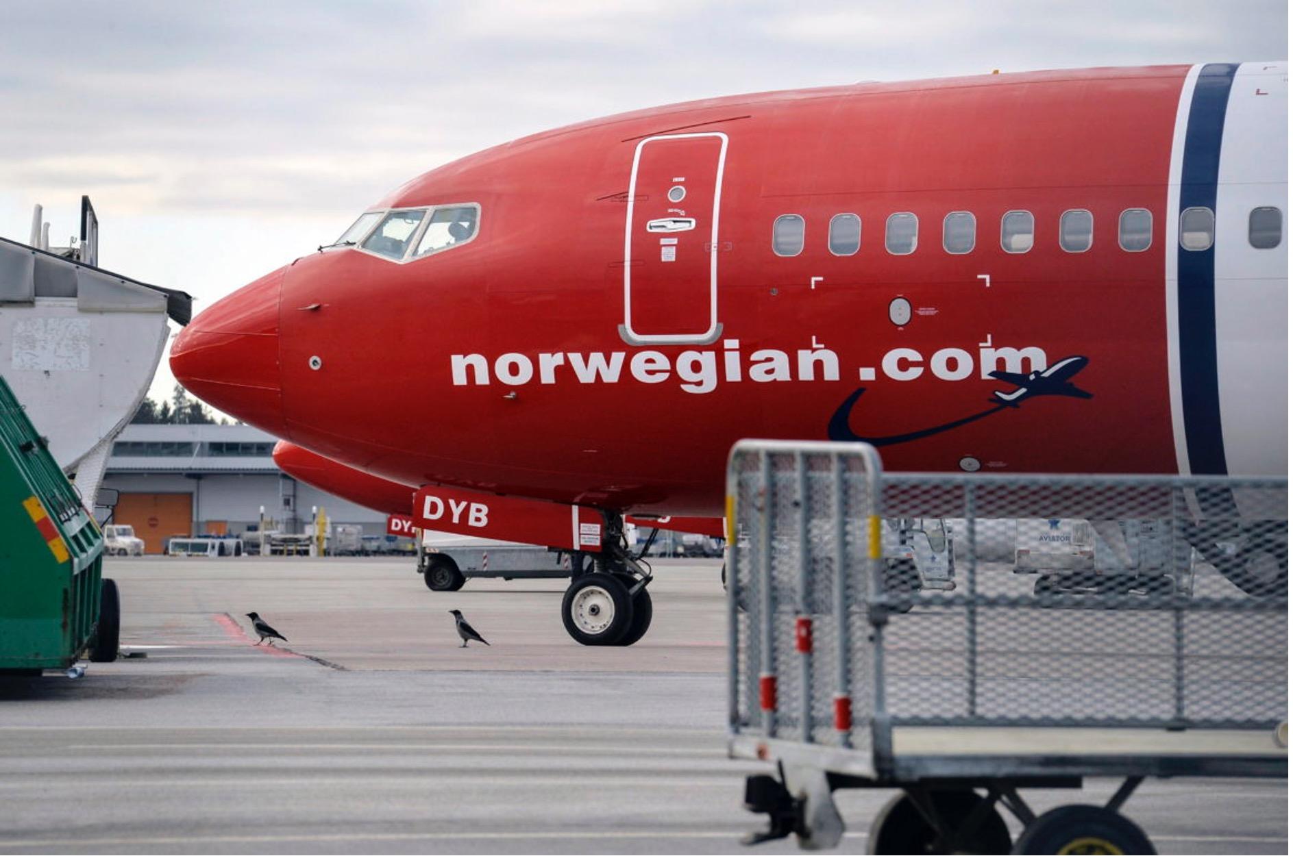 Norwegian airline clouds open skies – POLITICO
